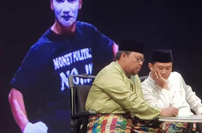 LE: Pembangunan Riau 4 Tahun Terakhir Lesu