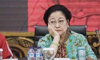 Megawati Ingin Diganti