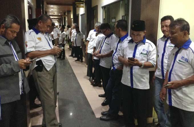 KPU: RT dan RW Nyaleg Tak Harus Mundur