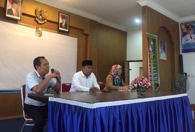 Anggota DPRD Harus Cuti saat Jadi Jurkam
