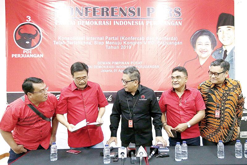 Rp17,6 M Disiapkan, Kader PDIP Dilarang Minta Sumbangan