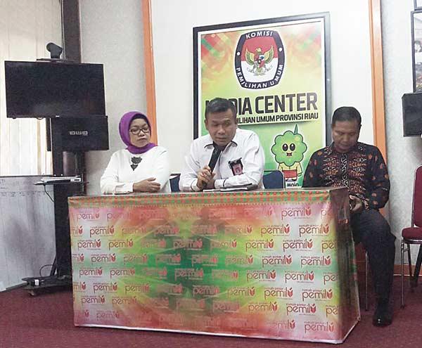 Hari Ini Gubernur Riau Terpilih Ditetapkan