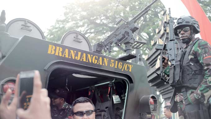 TNI Jamin Netralitas Pemilu