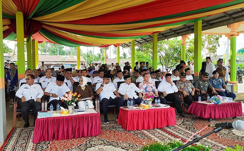 Gubri Puji Kekompakan Warga Bagansiapi-api
