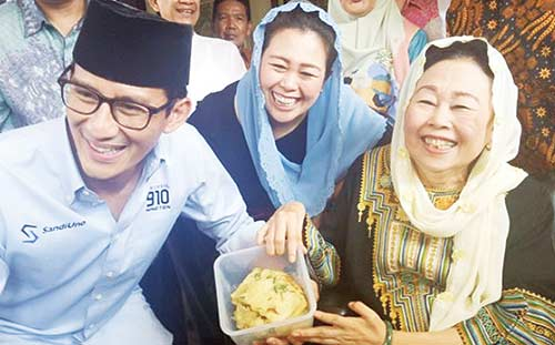 Dua ��Kaki�� Demokrat Kokoh di Koalisi Prabowo-Sandi