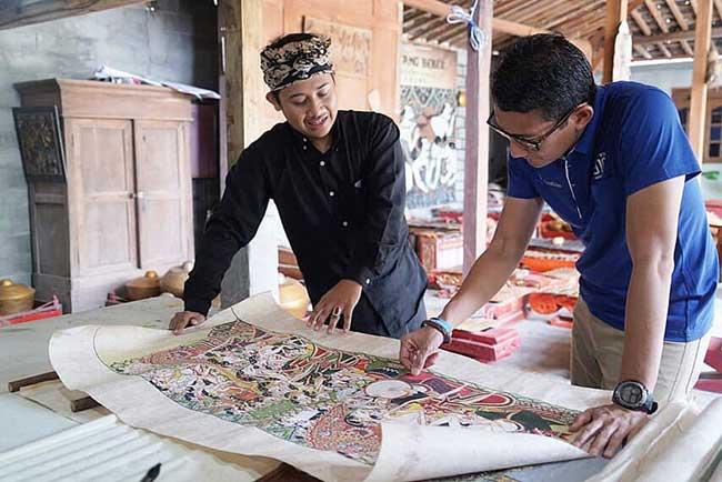 Puskaptis: Prabowo-Sandi Menang 58,10 Persen di Sumatera