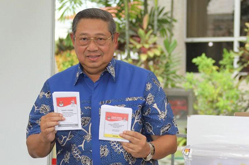 SBY Akan Temui Jokowi