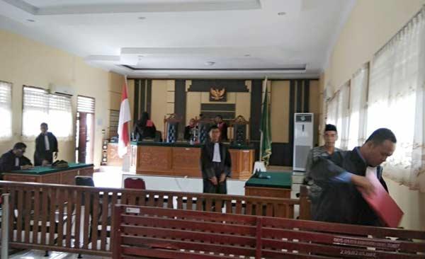 Dimas Dihukum 3 Tahun dan Denda Rp200 Juta