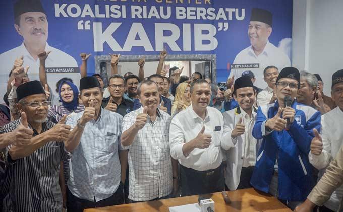 Syamsuar Bakal Pimpin PAN Riau