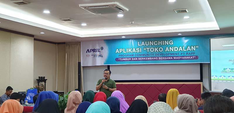 CD RAPP Luncurkan Aplikasi Toko Online