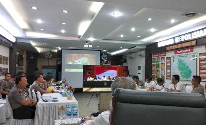 593.812 Personel TNI-Polri Kawal Pemilu