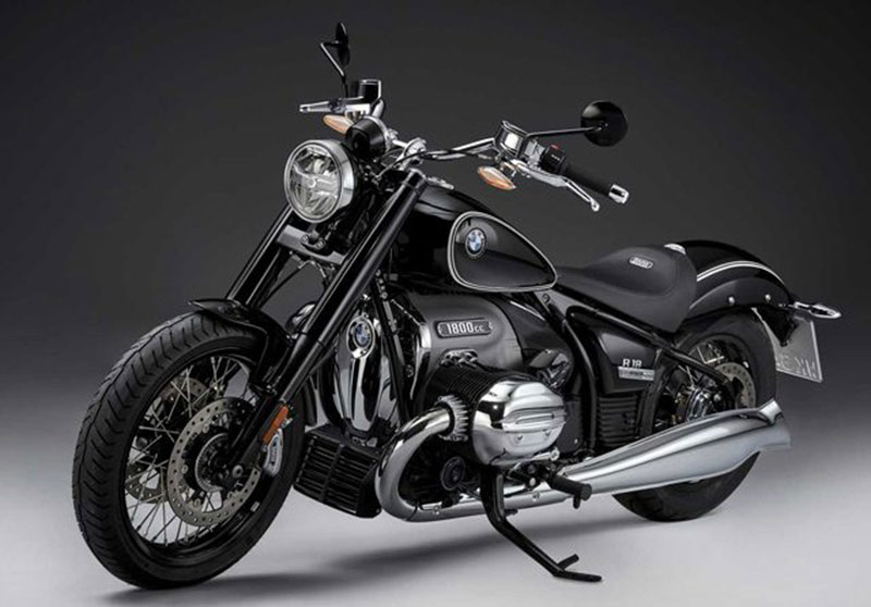 BMW R18 Siap Jadi Rival Berat Harley-Davidson