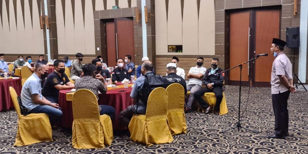 Pengkot TI Pekanbaru Kirim Atlet Ikuti Open Turnamen Wali Kota Pariaman