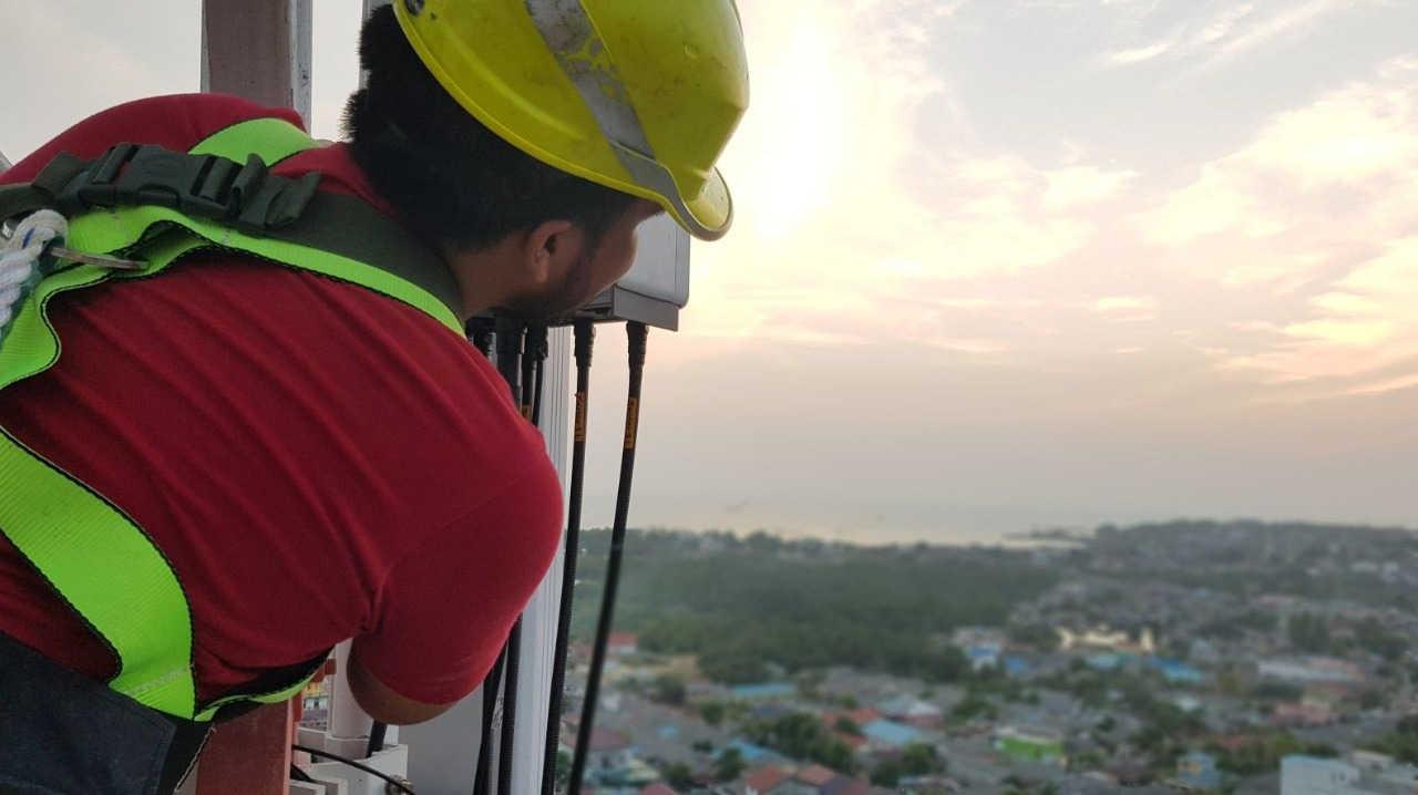Telkomsel Terus Gelar Pemerataan Jaringan 4G/LTE di Wilayah Sumatera