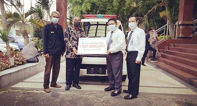 Idris Laena Apresiasi Semangat Gotong Royong Gasebu Inhil