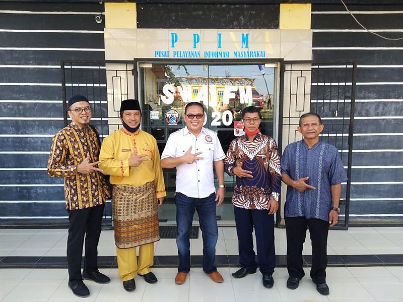 KPID Riau Ajak Lembaga Penyiaran Jaga Netralitas Pilkada