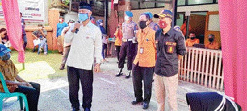 Wako Padang Meradang Lihat Penyaluran BLT