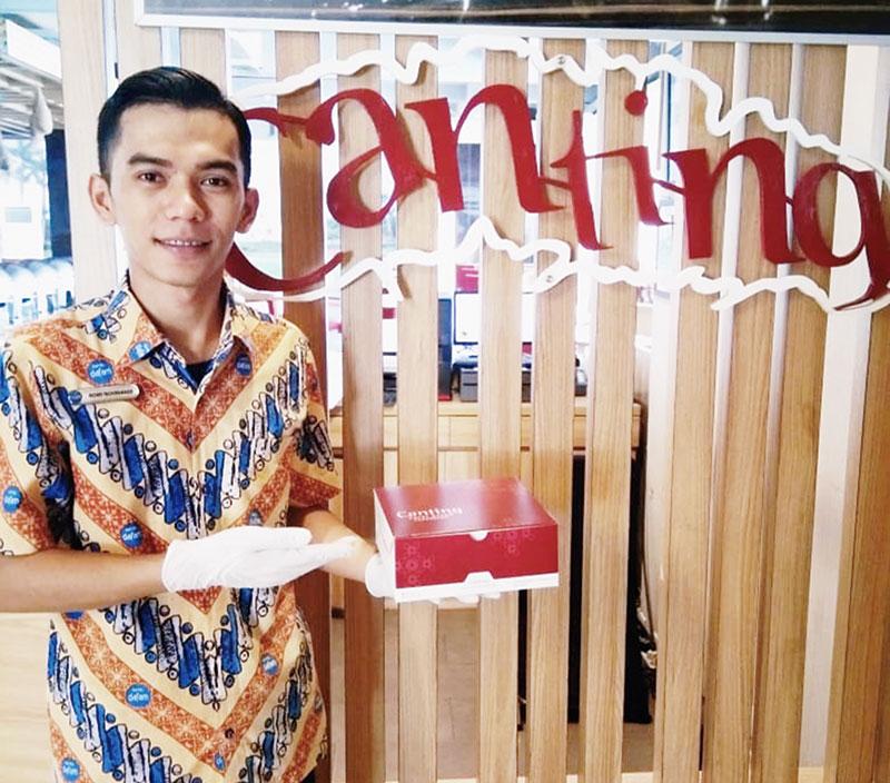 Hotel Dafam Tawarkan Paket Nasi Kotak Higiene