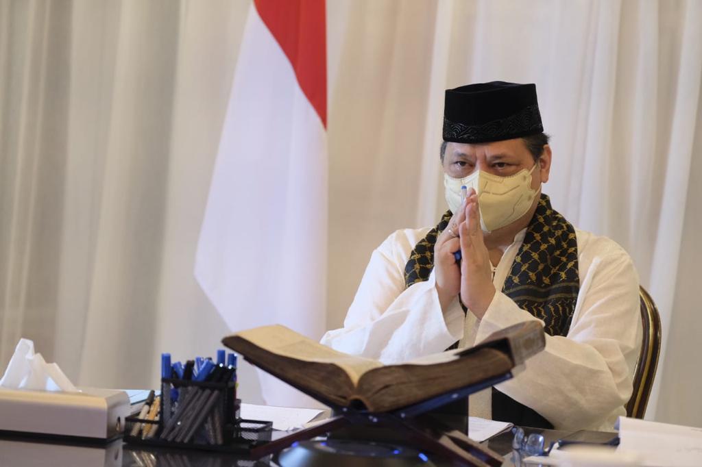 Airlangga: Idul Adha Momentum Bersatu dan Berbagi