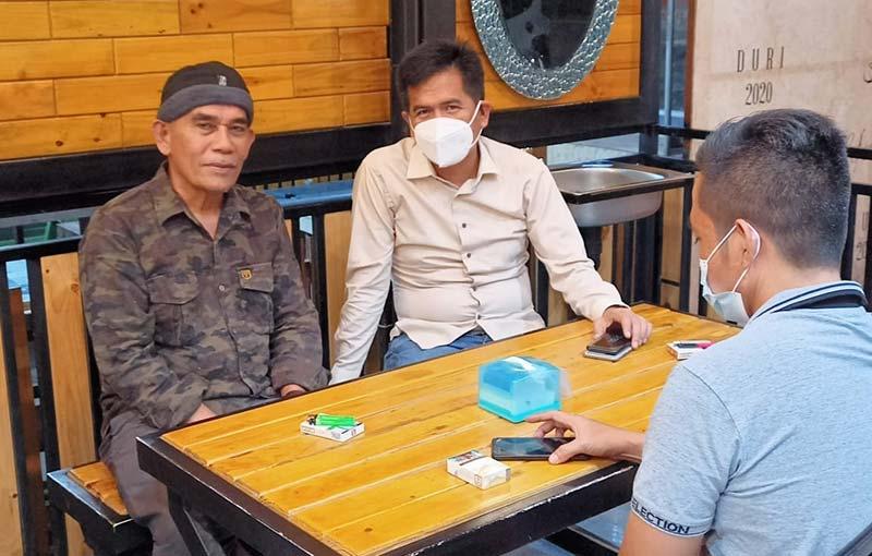 Polres Temui Pimpinan FPI di Duri
