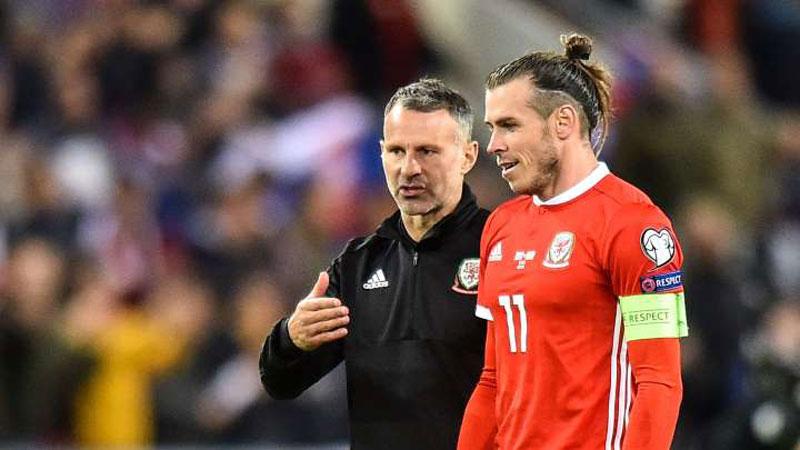 Soal Bale, Giggs Tak Mau Bicara dengan Zidane