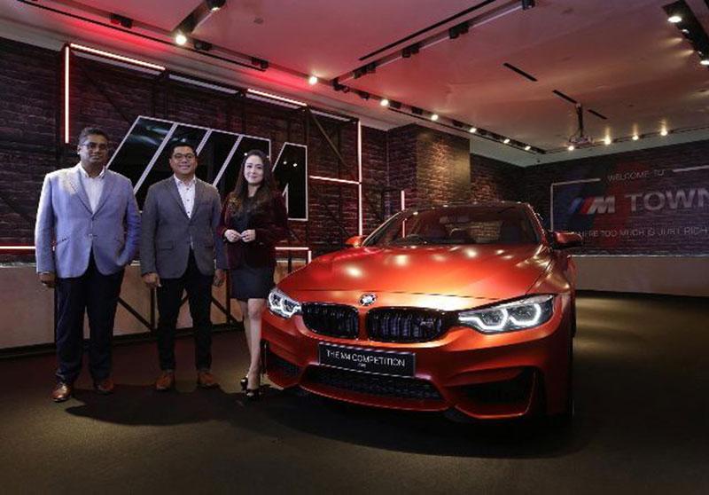 BMW M4 Competition untuk Mereka yang Suka Ngebut