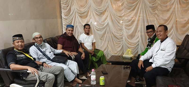 Bupati Silaturahmi dengan Mantan Kapolres di Makkah