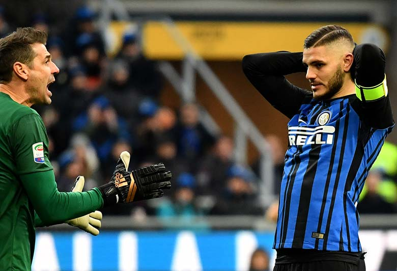 Icardi Korban Awal The Godfather