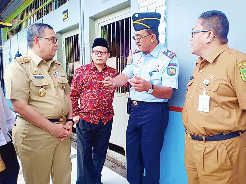 Amril Mukminin Canangkan Program Tiba