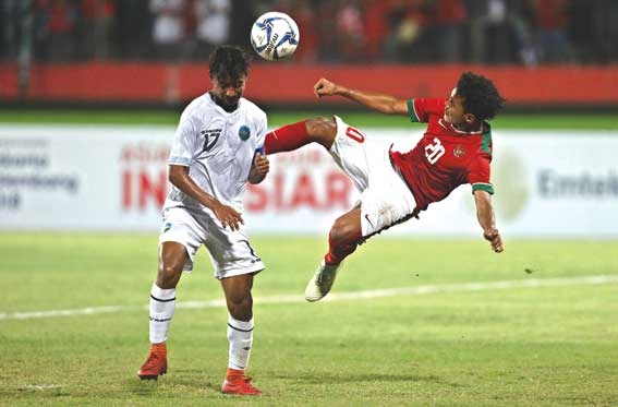 Indonesia Bertemu Malaysia di Semifinal