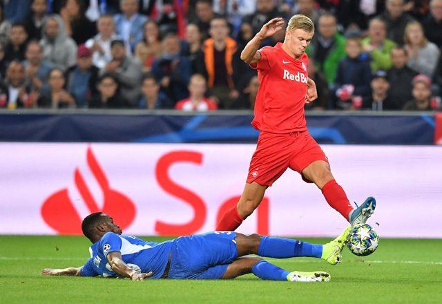 Real Madrid Bersaing dengan Manchester United untuk Erling Haaland