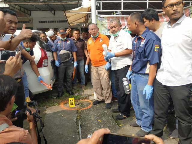 Bom Bunuh Diri di Polrestabes Medan, Korban Luka Enam Orang