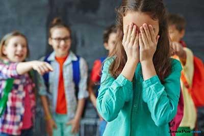 Tangkal Bullying Penuhi  Hak Anak