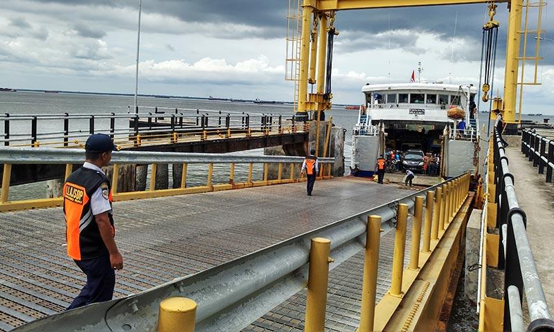 Dermaga Roro Dumai-Melaka Disiapkan Pemprov Bangun Infrastruktur Pendukung
