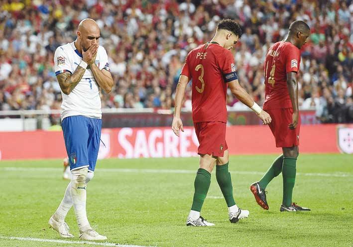Italia Semakin Terpuruk
