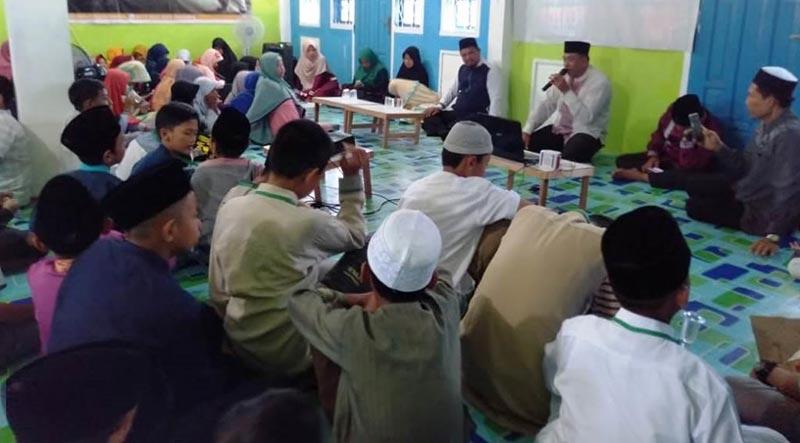 Ratusan Anak Ikuti Karantina Tahfiz Quran