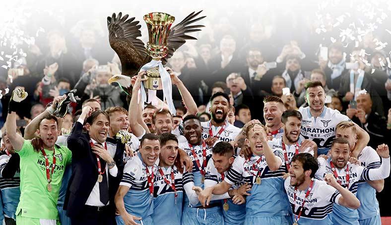 Gelar Ketujuh Buat Lazio