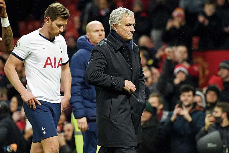 Bukan Mourinho yang Dulu