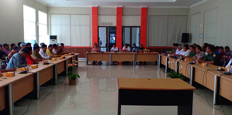 Finalisasi RPJMDRiau, Kuansing Tak Hadir