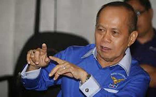 Syarif Hasan: Demokrat Tidak Minta Jatah Menteri ke Jokowi