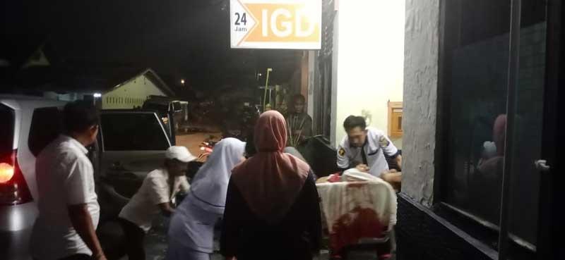 Dinilai Membahayakan, Polisi Terpaksa Tembak Pengedar Narkoba di Kampar