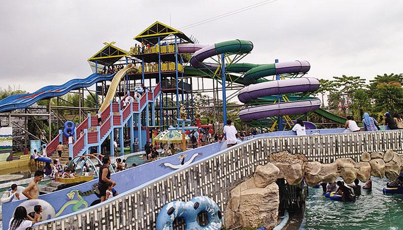 Labersa Beri Diskon hingga Akses Gratis Labersa Waterpark