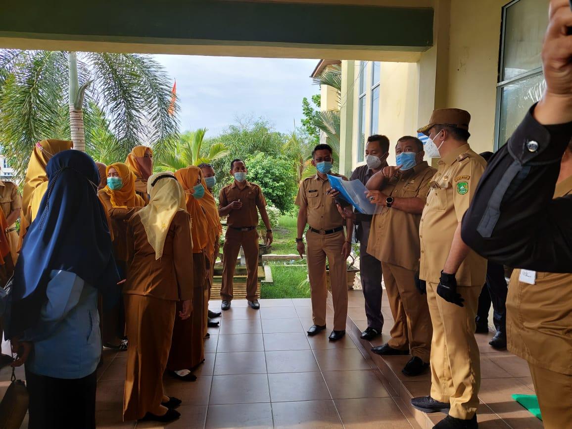 Bolos Pasca Idul Fitri, Pemda Meranti Rumahkan Puluhan THL