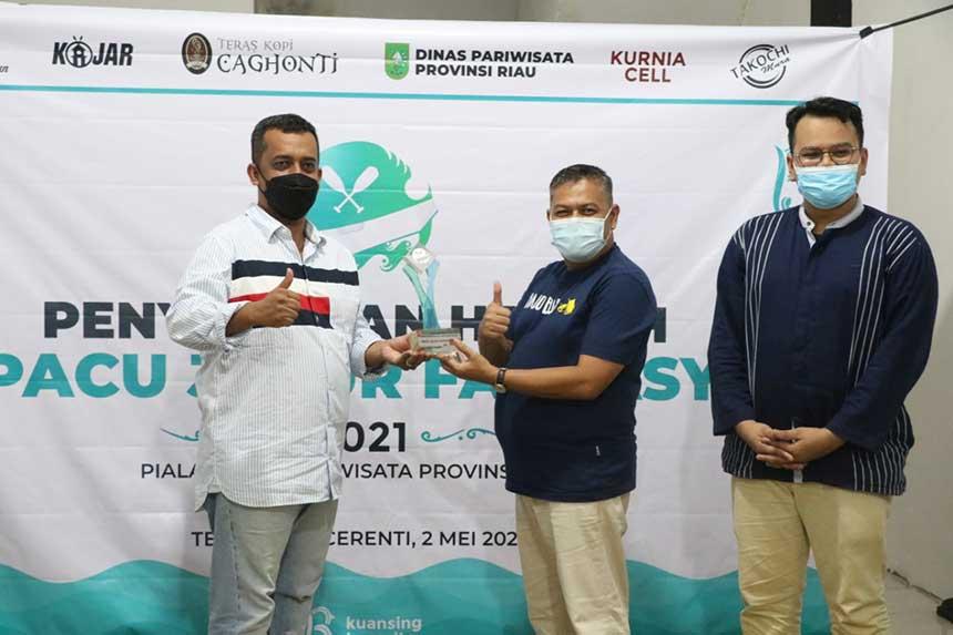 Dinas Pariwisata Riau Puji Komunitas Kuansing Bacarito