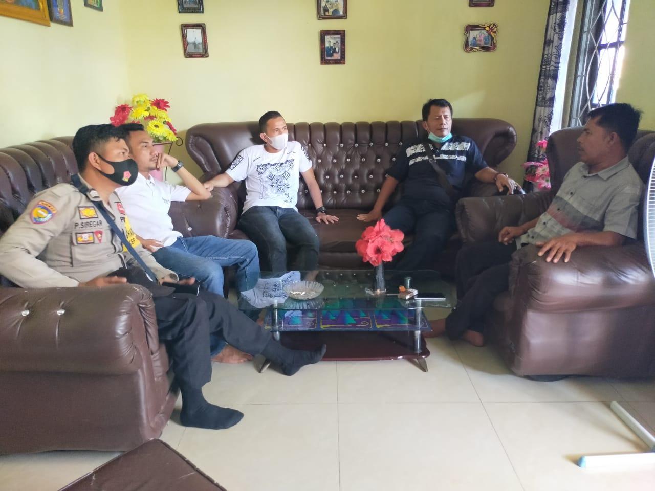 Nelayan Pasir Limau Kapas Berkomitmen Jaga Kamtibmas
