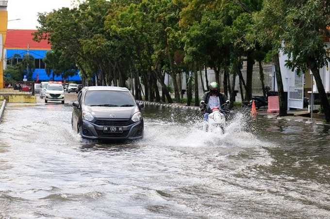 Masterplan Banjir Belum Dieksekusi