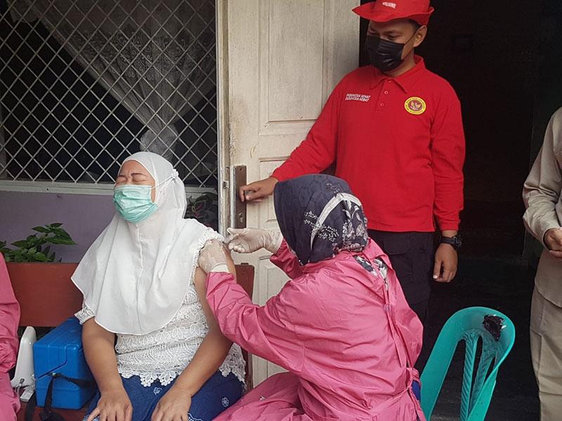 BIN Riau Kembali Vaksinasi Ribuan Orang