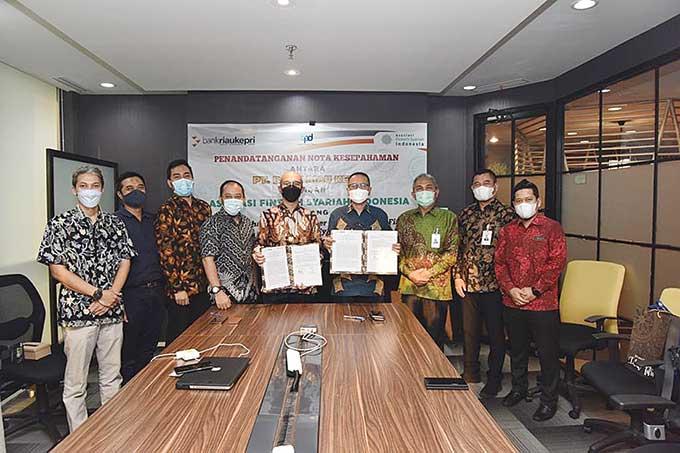 Bank Riau Kepri dan AFSI Berkolaborasi