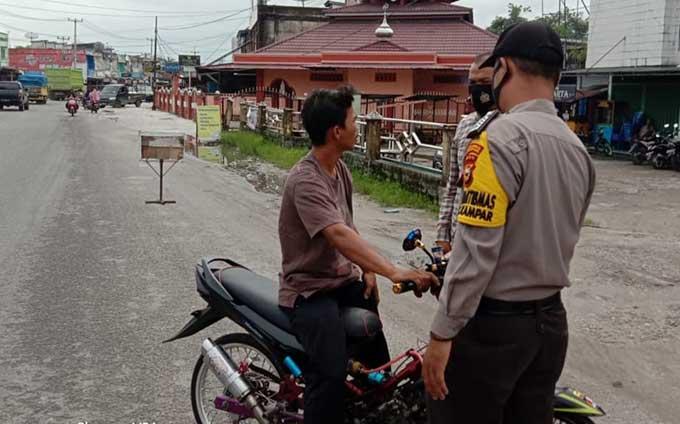 Jelang Vaksinasi, Polisi-TNI Tingkatkan Pendisiplinan Prokes