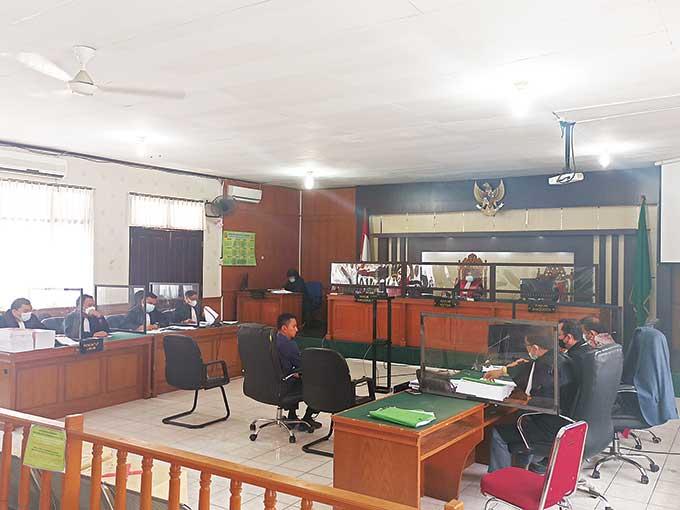 Empat Saksi Kembali Sudutkan Yan Prana